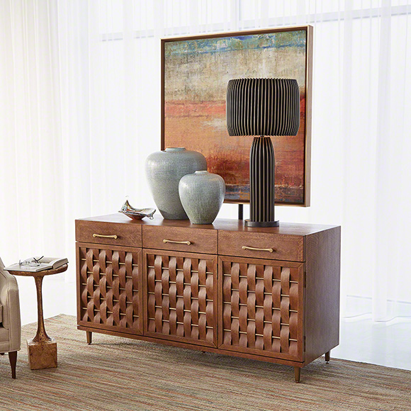 Brentwood Media Cabinet, Studio A Home