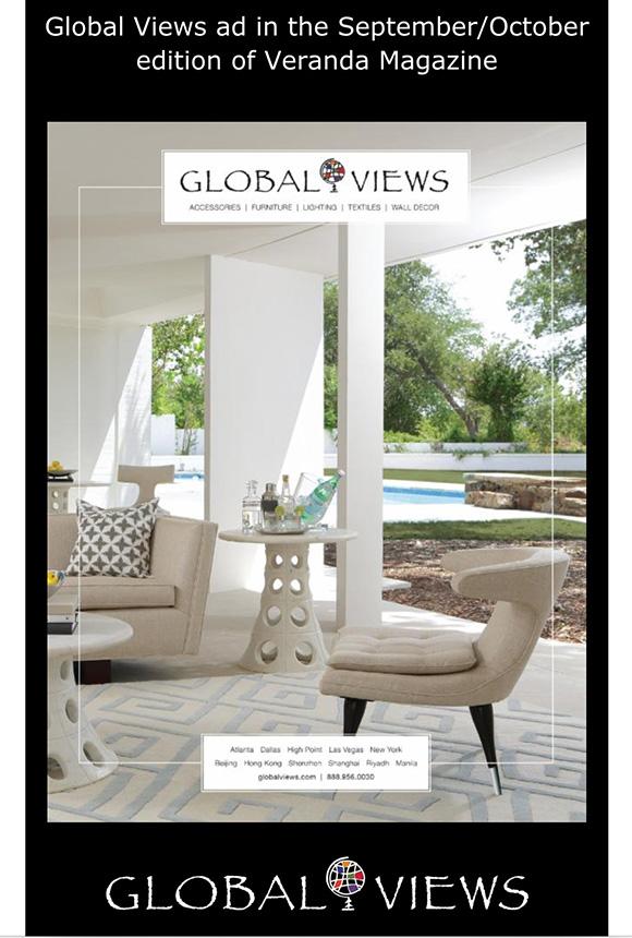 Global Views veranda Ad