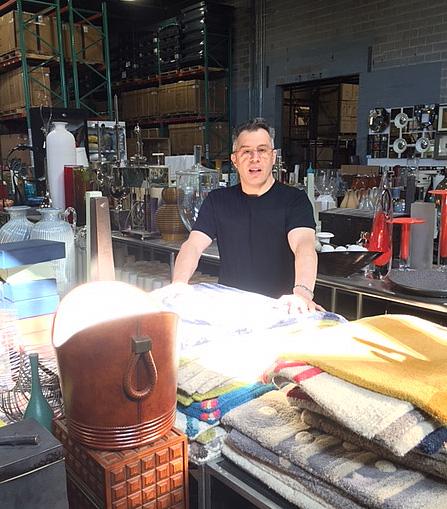 Global Views Warehouse Sale, Frederick Rayner